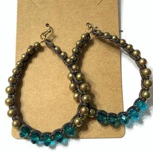 """💥4/$10💥 Dangle Loop Earrings 2"""""""